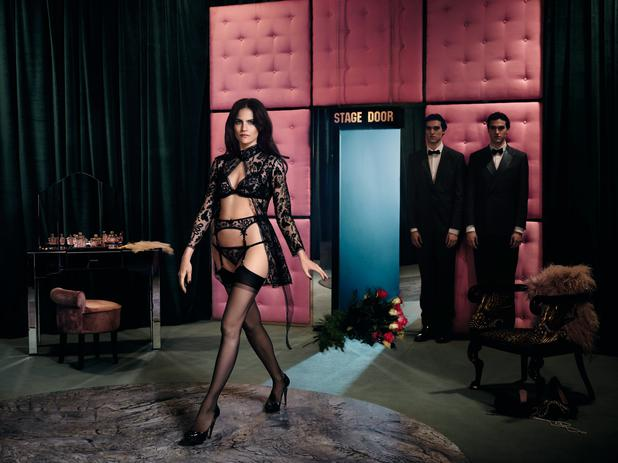Agent Provocateur Herbst Winter Kampagne 2014