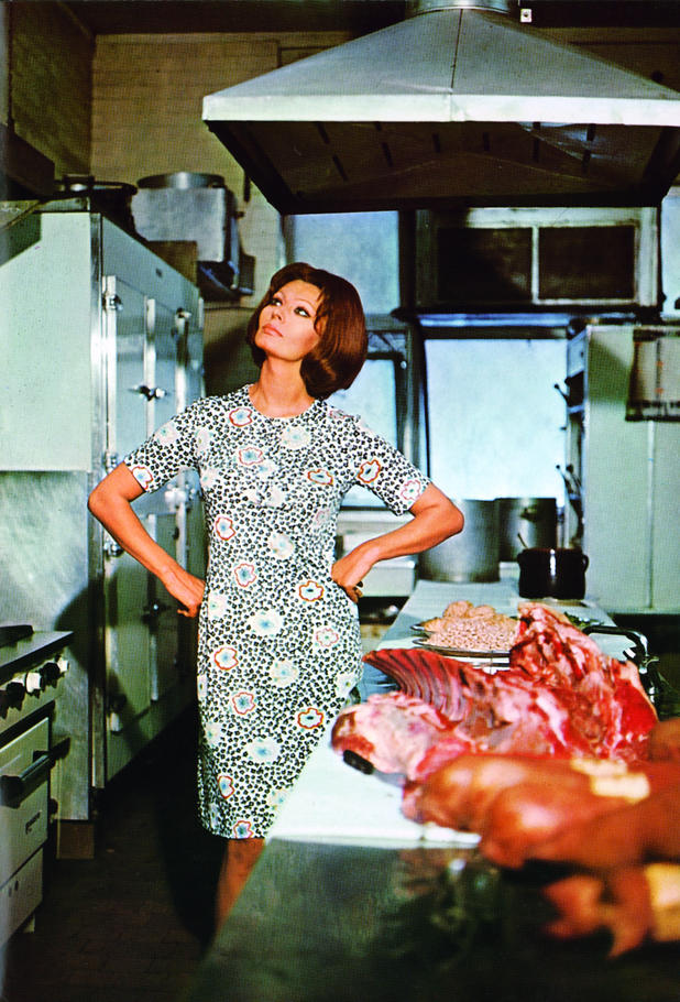 in cucina con amore - sophia lorens lieblingsrezepte ? news.at - In Cucina Con Amore