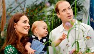 Prinz George, Herzogin Kate und Prinz William Juli 2014