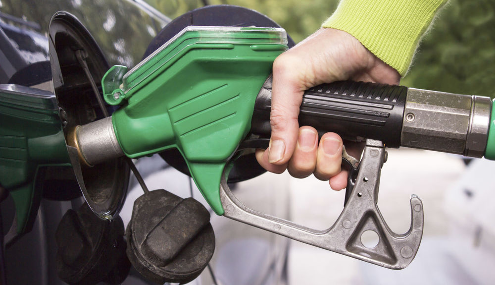 Die Ratings der Qualität des Benzins