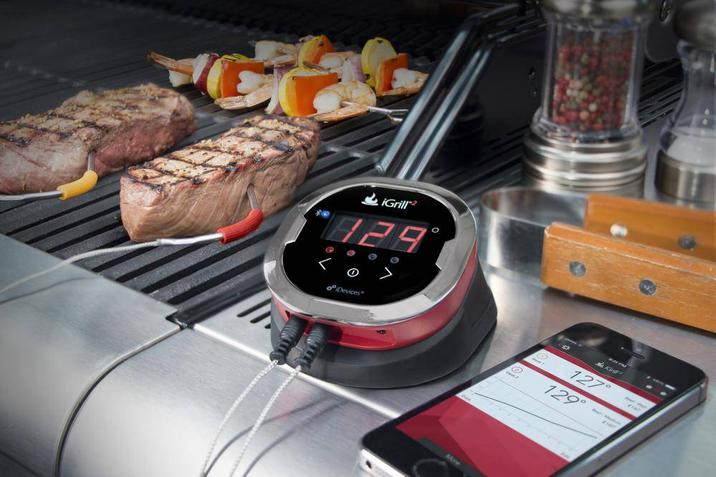 Digitaler Grillmeister