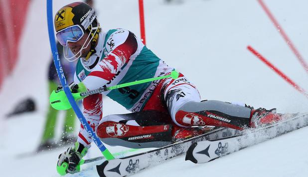 Ski Alpin Herren Slalom In Adelboden Gross Siegt Hirscher Dritter