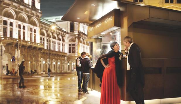 Stadt mit Herz - Valentinstag in Wien • NEWS.AT