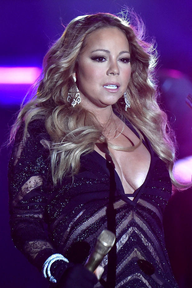 Nippel mariah carey Mariah Carey