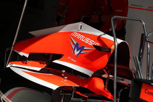 Marussia-Chassis