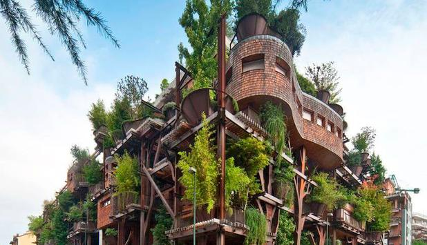 Baumhaus Architekturbüro architekten kunst lebendes wohnhaus 25 verde at