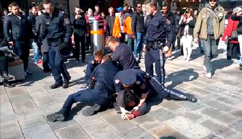 Wien Nächster Wirbel Um Polizeieinsatz Newsat