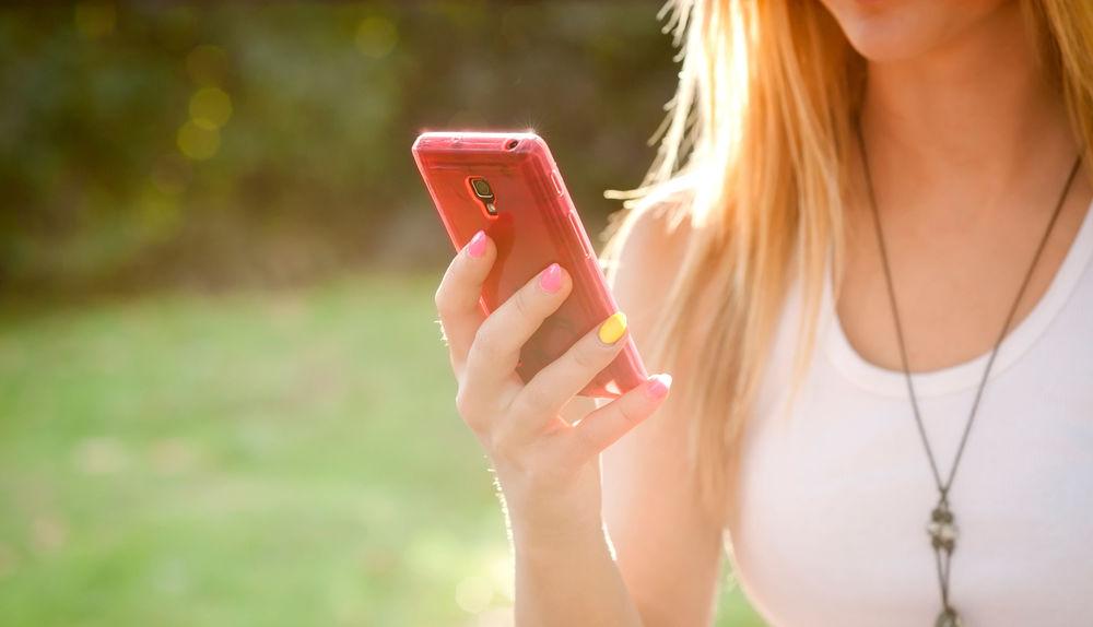 Sexting landet jugendlich auf