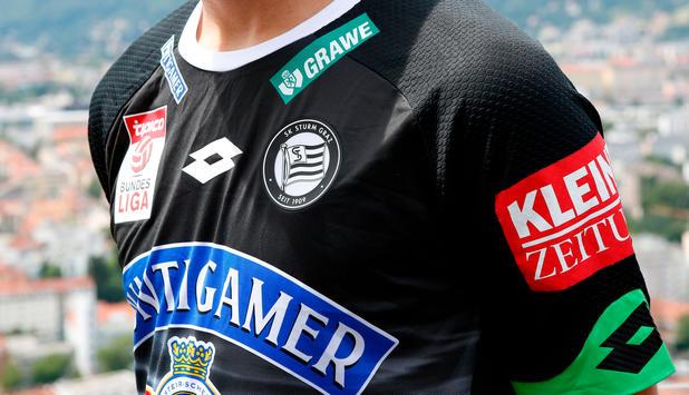 Bundesliga Sturm Graz Neues Trikot Alte Ziele News At