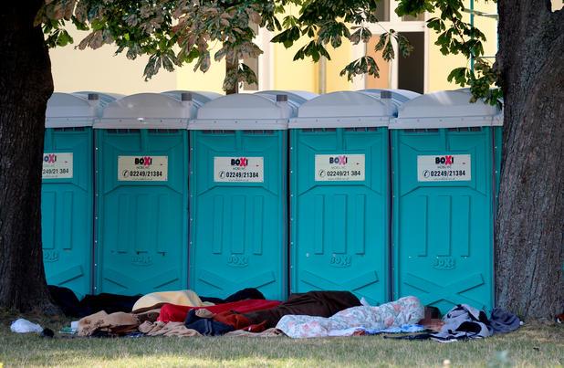 Caritas schafft Flchtlingsquartier nahe Traiskirchen - APA Ots
