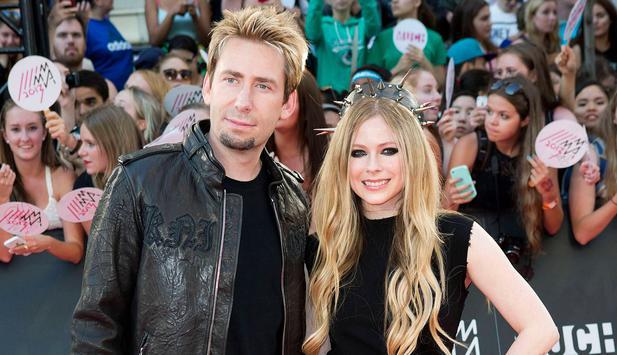 Kostenlose Avril Lavigne nackt Bild