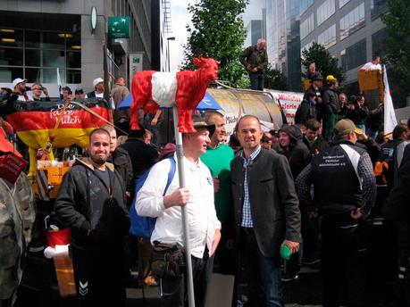 Bauern-Demo in Brüssel, IG-Milch, news, Bericht