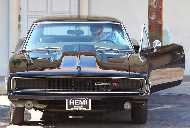 D wie Dodge Charger