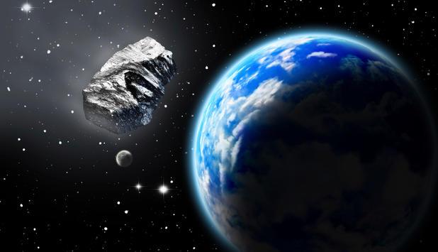 Fakten- Wolkenkratzer Asteroid nahe an Erde vorbeigerast
