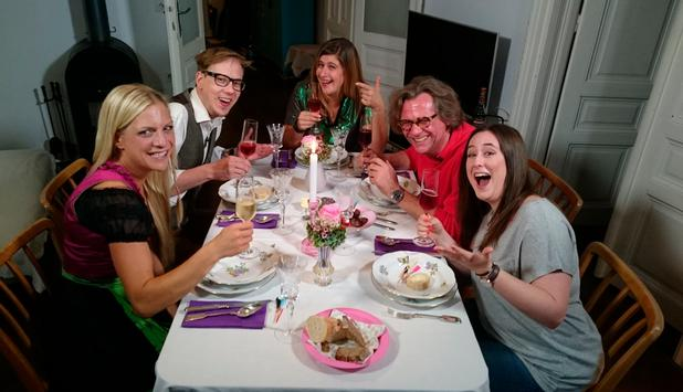 Das Perfekte Dinner Teilnehmer