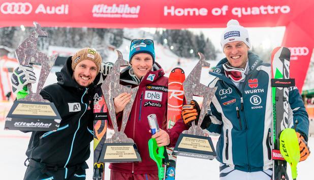 Kitzbühel Slalom Sieger