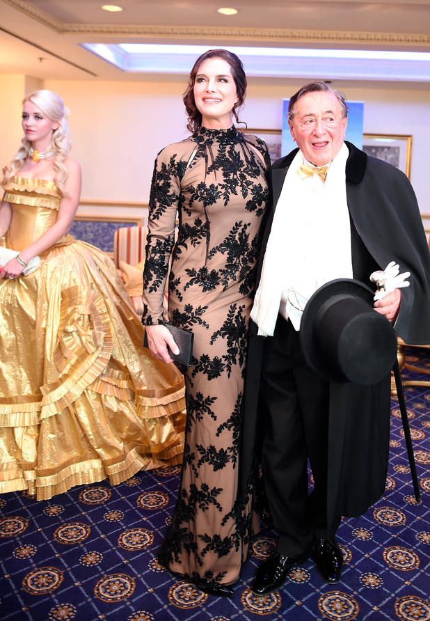 Richard Lugner am Opernball