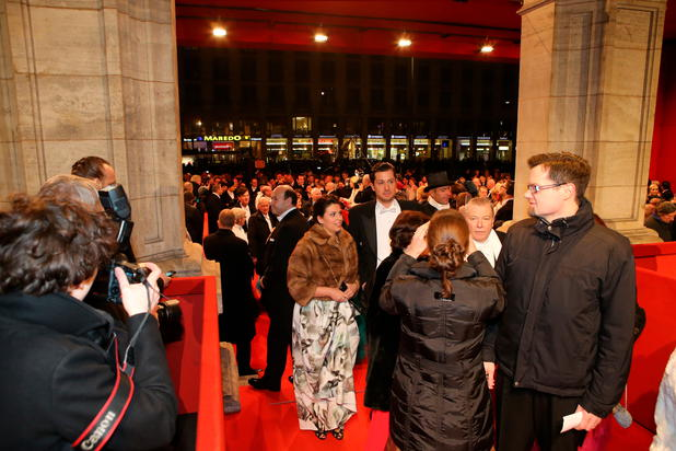 Opernball Red Carpet