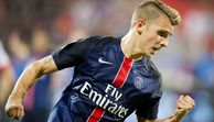 Lucas Digne von Paris St. Germain