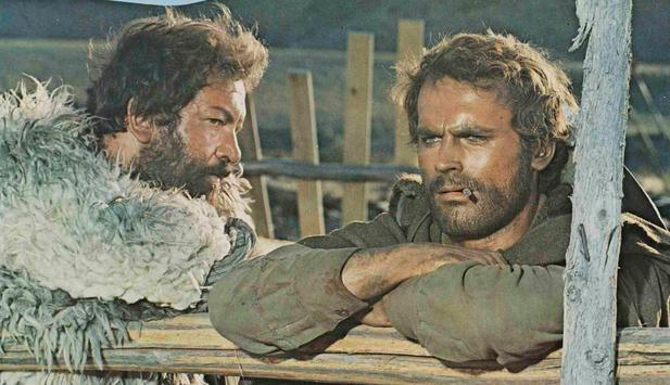 terrence hill und bud spencer - Bud Spencer Lebenslauf