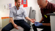 Prinz Harry HIV-Test