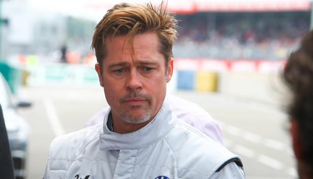 Wie lange ist Brad Pitts Schwanz