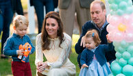 William, Kate, George und Charlotte in Kanada