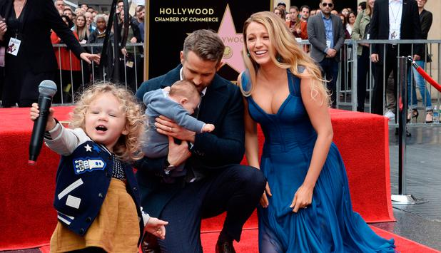 "Hollywood - Ryan Reynolds bekam Stern am ""Walk of Fame"""