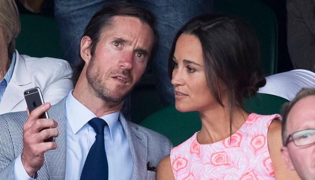 Hochzeit 2017: Pippa Middleton heiratet James Matthews am 20. Mai