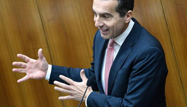 Freies Spiel im Parlament: Kern schmilzt Regierung