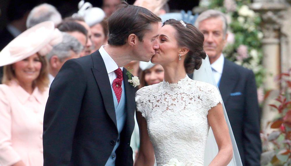 So Pompös War Pippas Luxus Hochzeit Newsat