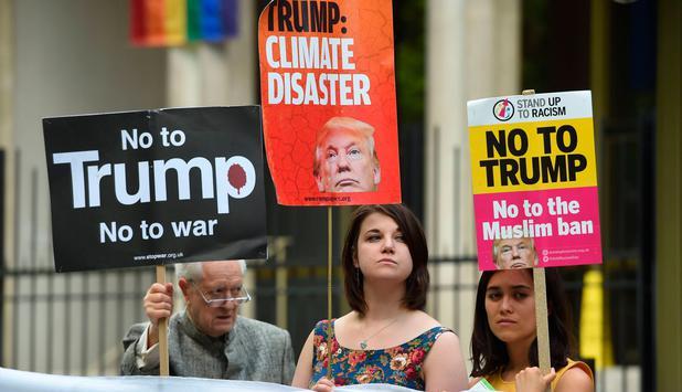 Umweltpolitik | Trump: Entscheidung über Klimaschutz in den nächsten Tagen