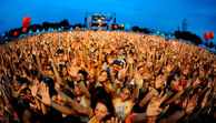Open Air - 800.000 Besucher am Donauinselfest