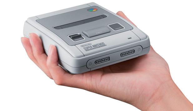 Mini-Version: Nintendo lässt Super Nintendo wieder aufleben