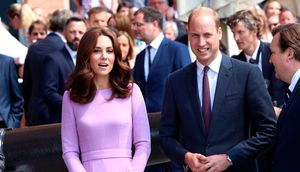Royaler Besuch - William & Kate zu Besuch in Hamburg
