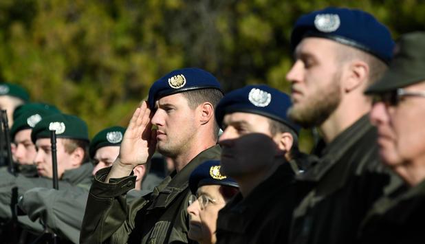 Österreich entsendet Soldaten an die Brenner-Grenze