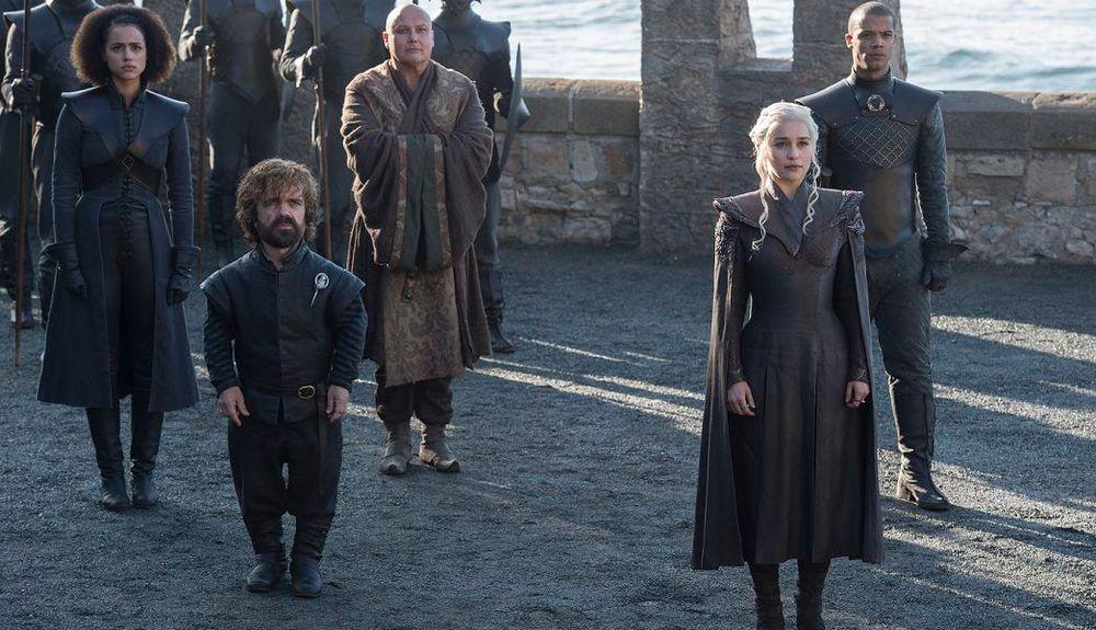 Wie Viele Folgen Hat Staffel 7 Game Of Thrones