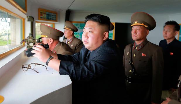 USA mildern Sanktionsforderungen gegen Nordkorea ab
