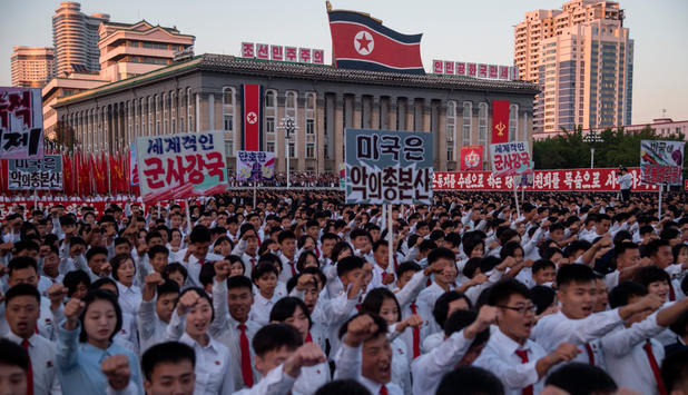 USA schicken Bomber Richtung Nordkorea