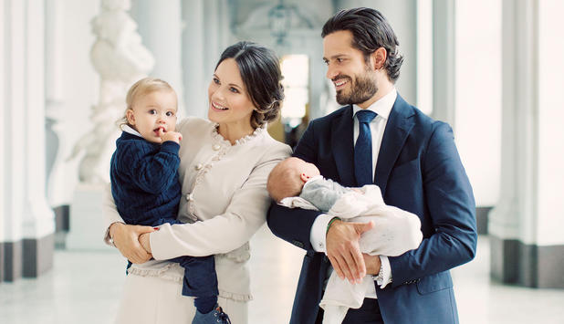Schweden- Was für eine süße royale Familie