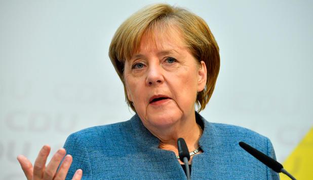 Deutschland- Merkel legt Koalitionsgespräche fest
