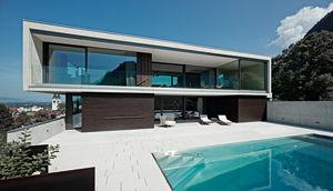 Haus Am Hang, Entworfen Von Architektur.terminal Hackl Und Klammer