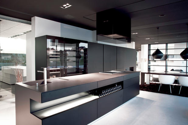 Küche Schwarzstahl | Die Aktuellen Kuchentrends News At