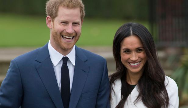 Einladungen Zur Hochzeit Von Prinz Harry Und Meghan Verschickt