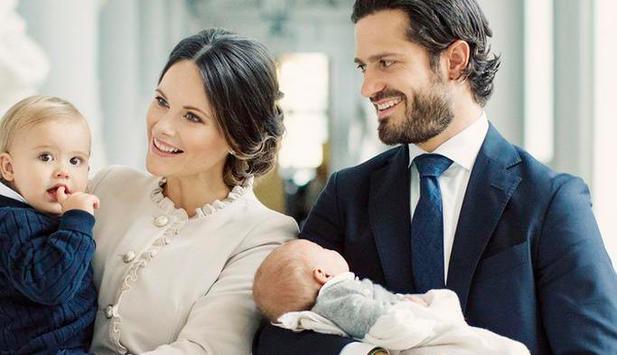 Die große Taufe des kleinen Prinz Gabriel