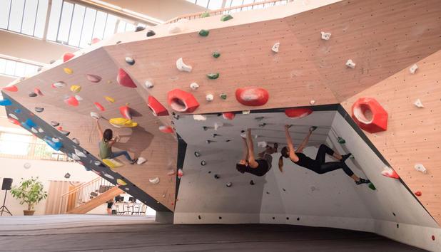 Edelweiss Klettergurt Test : Bouldern klettern kletterhallen in wien: hoch die wände