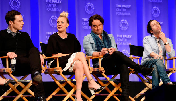 "Serie - ""The Big Bang Theory"" vor dem Aus"