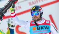Hirscher in Wengen