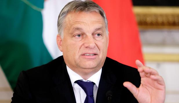 Orban in Wien: