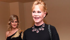 Melanie Griffith am Opernball